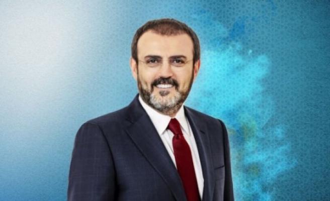 AK Parti Genel Başkan Yardımcısı Mahir Ünal'dan Bayram Mesajı