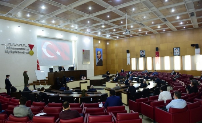Dulkadiroğlu Belediyesi Mayıs Ayı Meclis Toplantısı Yapıldı