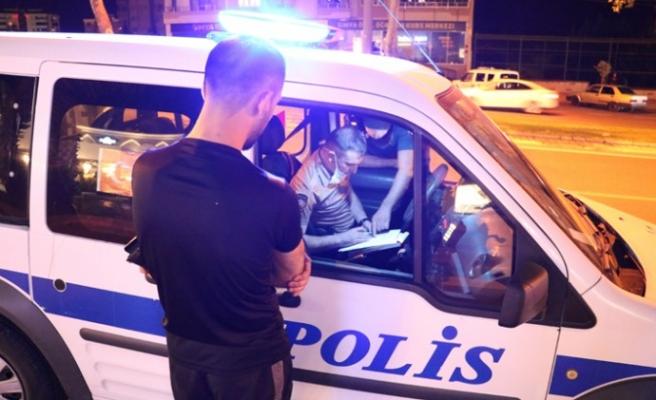 Kahramanmaraş'ta Maskesiz Sokağa Çıkanlara Para Cezası