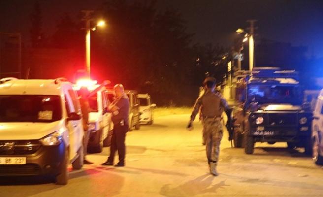 Kahramanmaraş'ta 2 Aile Arasında Silahlı Kavga