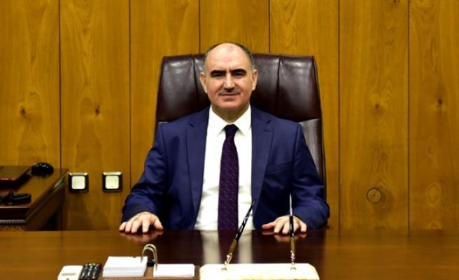 Vali Özkan'ın Ramazan Bayramı Mesajı