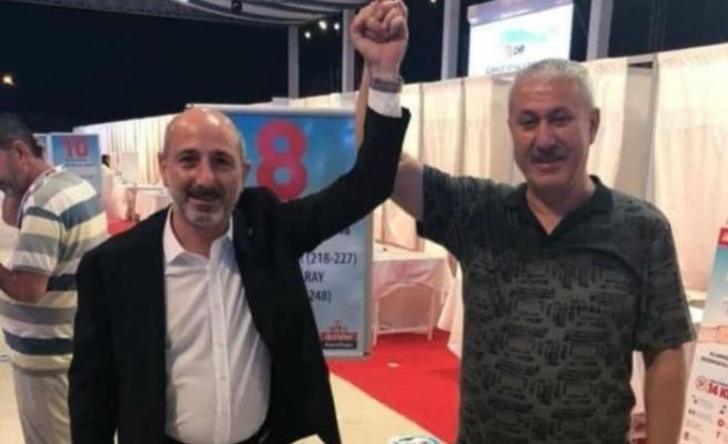 Ali Öztunç, Yeniden Parti Meclisi Üyesi Seçildi
