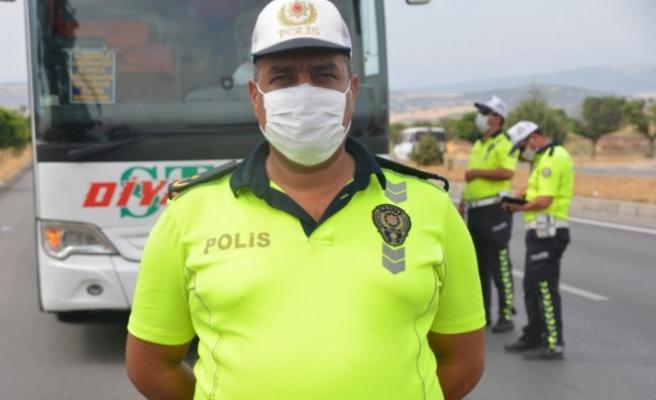 Kahramanmaraş'ta Bayram İçin Trafik Tedbirleri Alındı