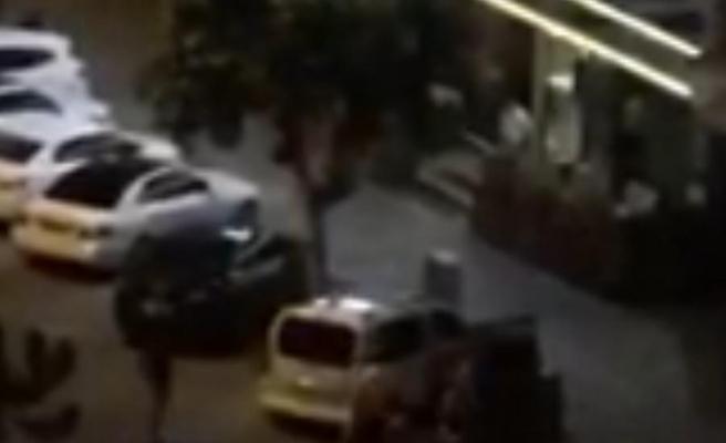 Kahramanmaraş'ta Bir Kadın Sokak Ortasında Darp Edildi