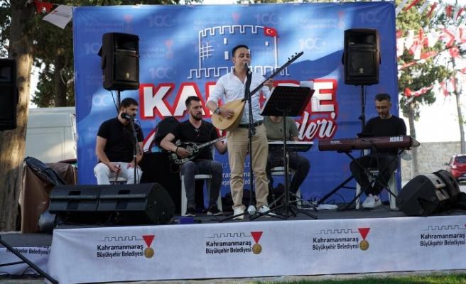 KMBB'den Tarihi Maraş Kalesinde Konser