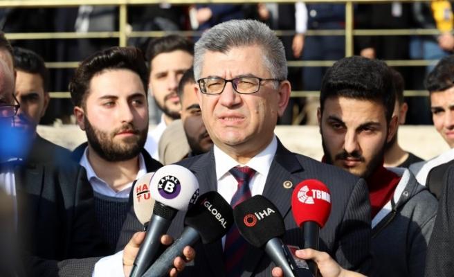 Milletvekili Aycan, Artan İş Kazalarının Sebeplerinin Araştırılmasını İstedi