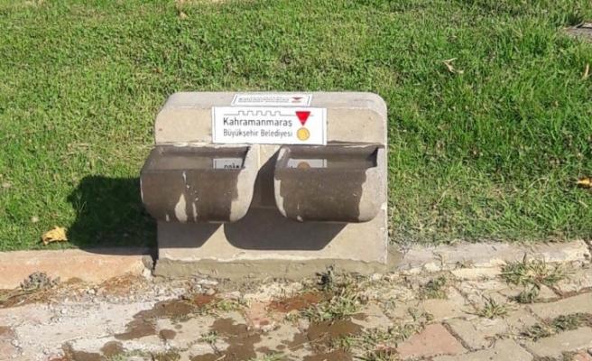Sıcak Havalarda Sokak Hayvanları Unutulmadı