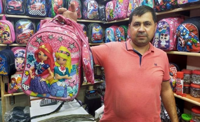 Çantacılar Dört Gözle Okulların Açılmasını Bekliyor