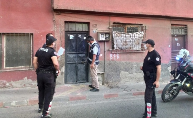 Kahramanmaraş'ta Çeşitli Suçlardan Aranan 29 Kişi Tutuklandı