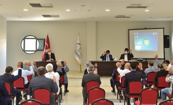 Dulkadiroğlu Belediyesi Meclis Toplantısı Gerçekleştirildi