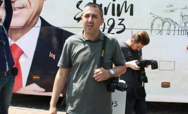 Gazeteci Serkan Ercüment Kuzu'nun Acı Günü