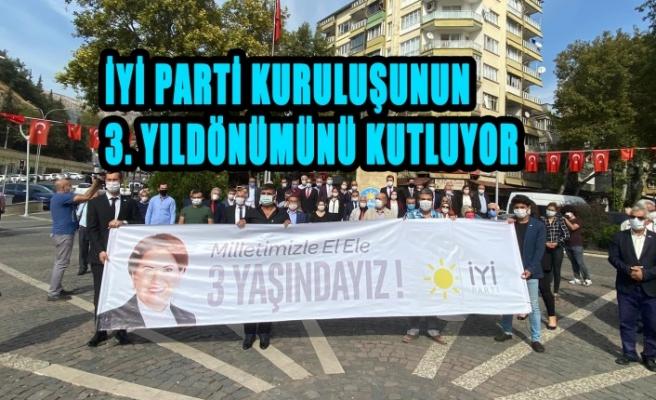İYİ Parti Kahramanmaraş Teşkilatı Kuruluşunun 3. Yılını Kutluyor