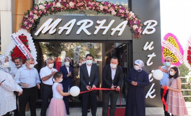 Marha Butik Kahramamaraş'ta Hizmete Açıldı