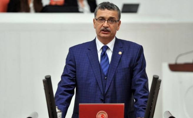 TBMM İçişleri Komisyon Başkanı Celalettin Güvenç'in 29 Ekim Mesajı
