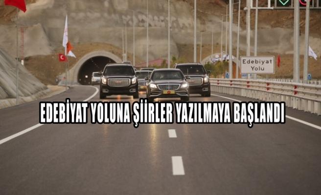 Cumhurbaşkanı Erdoğan'ın Açtığı Edebiyat Yoluna Şiirler Yazılmaya Başlandı