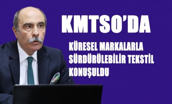 Balcıoğlu: 1 Milyar Dolarlık İhracatımızın Yüzde 70'i Tekstil Ve Hazır Giyimden