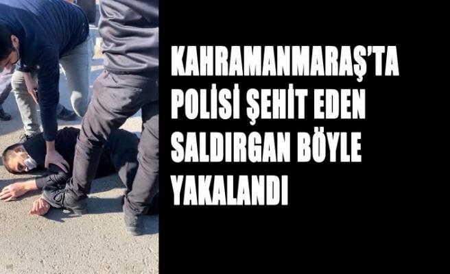 Polisi Şehit Eden Saldırgan Böyle Yakalandı