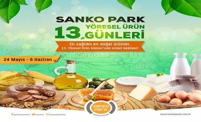 SANKO Park'ta 13'üncü Yöresel Ürün Günleri Başladı