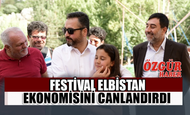 Festival Elbistan Ekonomisini Canlandırdı