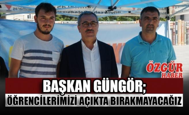 Kahramanmaraş'ta 200 Öğrenciye Konaklama İmkanı Sağlandı
