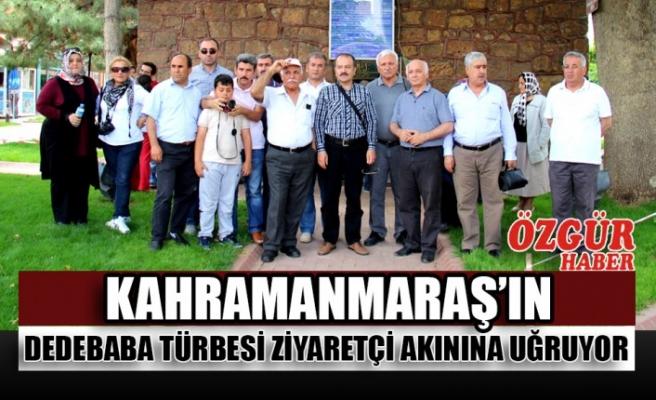 Kahramanmaraş'ın Dedebaba Türbesi Ziyaretçi Akınına Uğruyor