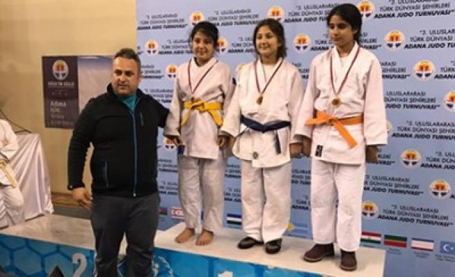 3. Uluslararası Türk Dünyası Şehirleri Judo Turnuvası Tamamlandı
