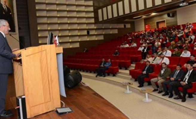 4. Ulusal KSÜ Tıp Öğrenci Kongresi Yapıldı