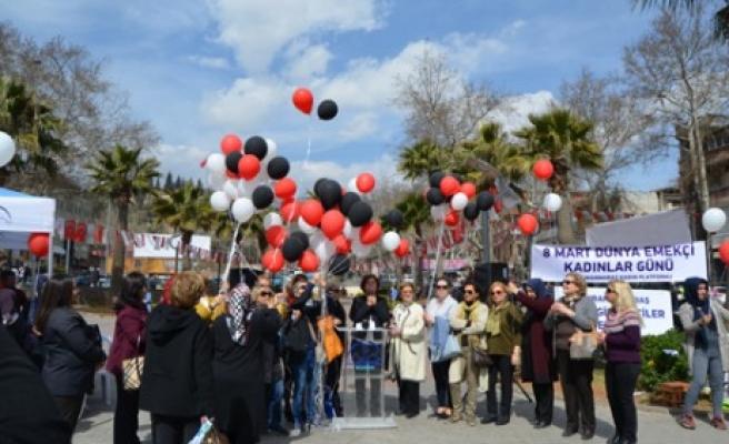 8 Mart'ta En Anlamlı Kutlama Kadın Platformu'ndan