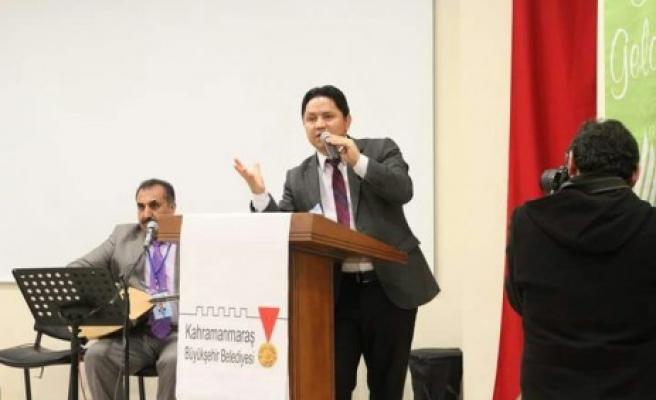 Afşin'de İstiklal Ruhu Konferansı