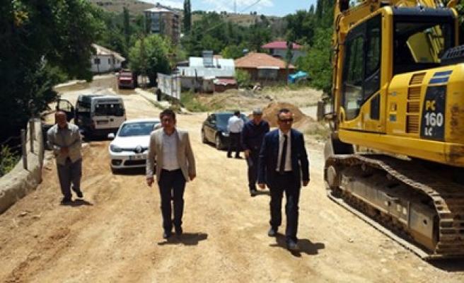 Afşin'e Yüz Yılın Yatırımı Yapılıyor