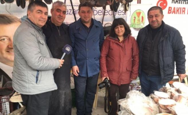 Afyonkarahisar'da Pazarcık Esintisi