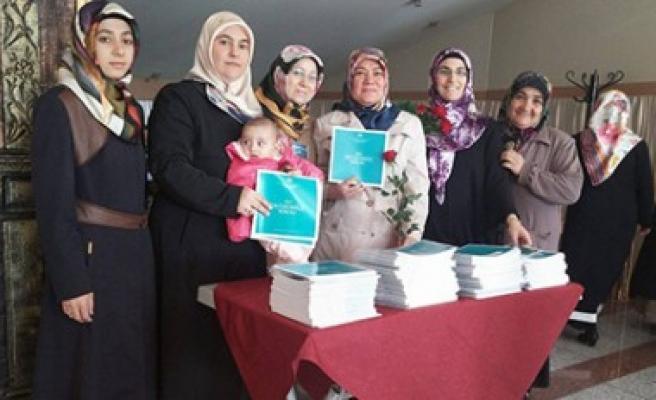 Aile ve Dini Rehberlik Bürosu Çalışmalarıyla Takdir Topluyor