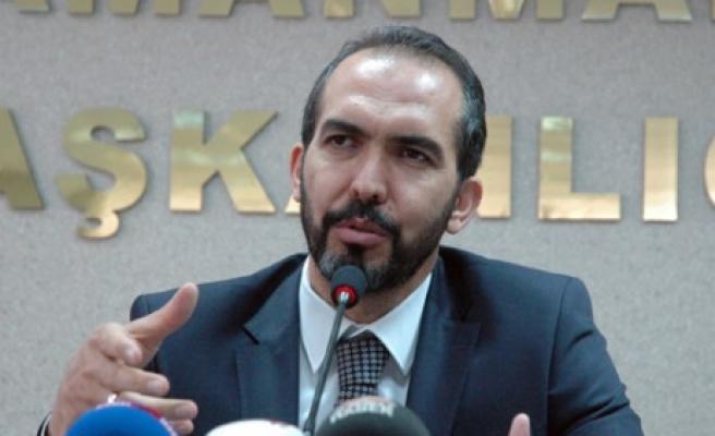 AK Parti'nin 5 İlçe Başkanı Görevden Alındı
