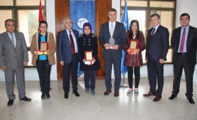 AKEDAŞ'ın Elektrik Tasarrufu Projesi Ödülleri  Sahiplerini Buldu