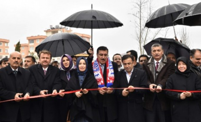 Aliya İzzetbegoviç Rekreasyon Alanı Açıldı