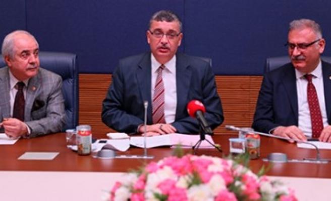 Almanya İçişleri Komisyonu Heyeti Türkiye'de