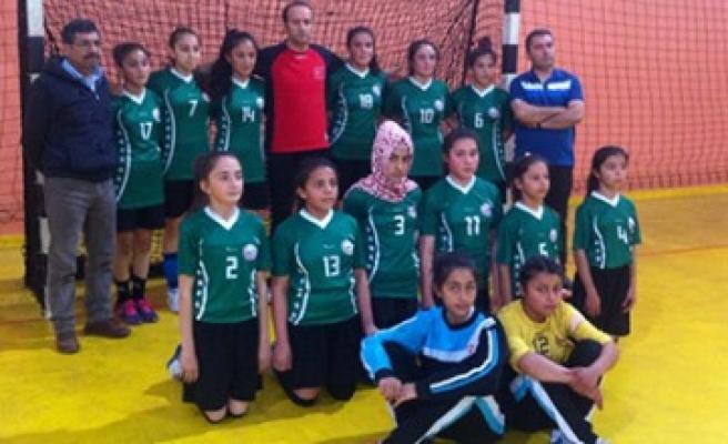 Altın Kızlar Türkiye Finalinde