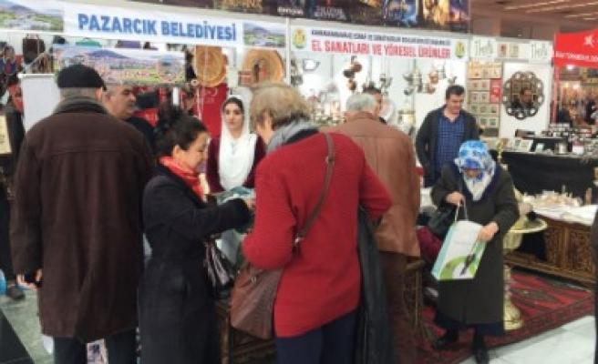 Ankara'da Pazarcık Esintisi