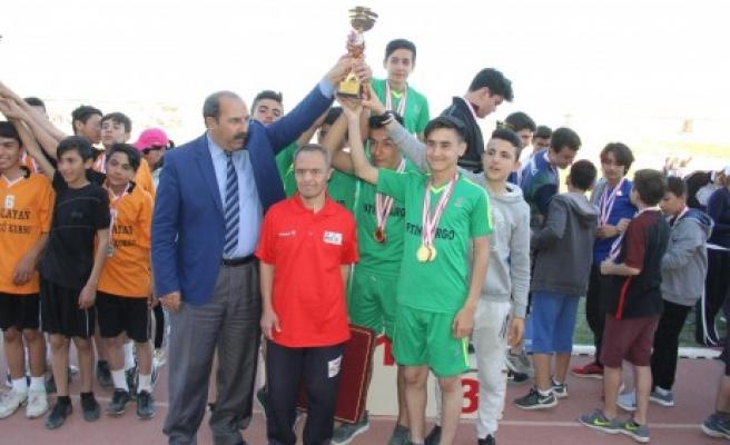 Atletizm İl Birinciliği Turnuvası Rekor Katılımla Tamamlandı