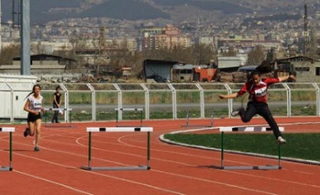 Atletizm'de En Hızlılar Belli Oldu