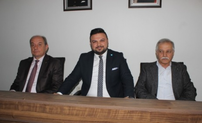 "Av. Ahmet Çabukel de ""İYİ Parti"" Dedi"