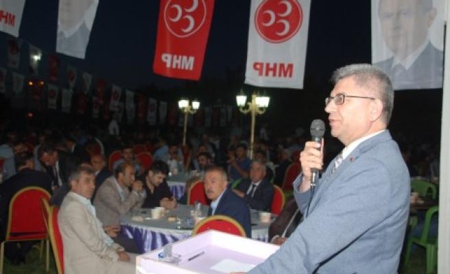 Aycan: Gizliden İttifakın İçerisinde Olan HDP ile mi Birlik Olacaktık