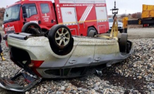 Baraj Gölüne Düşen Otomobil 3 Ay Sonra Çıkarıldı