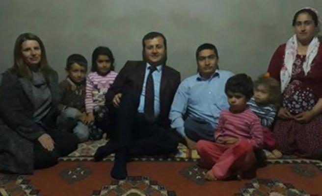 Başkan Bozdağ; Engelli Vatandaş Osmanı Ziyaret Etti