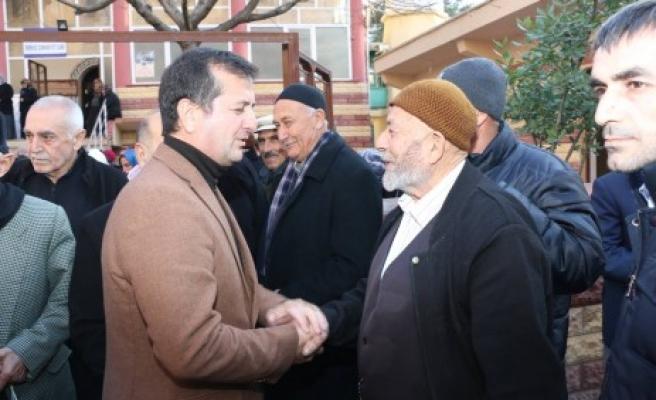 Başkan Bozdağ, Umre Yolcularını Uğurladı