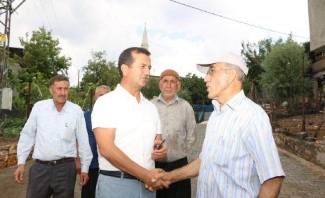 Başkan Bozdağ'dan, Sakarkaya Mahallesine Hizmet Atağı