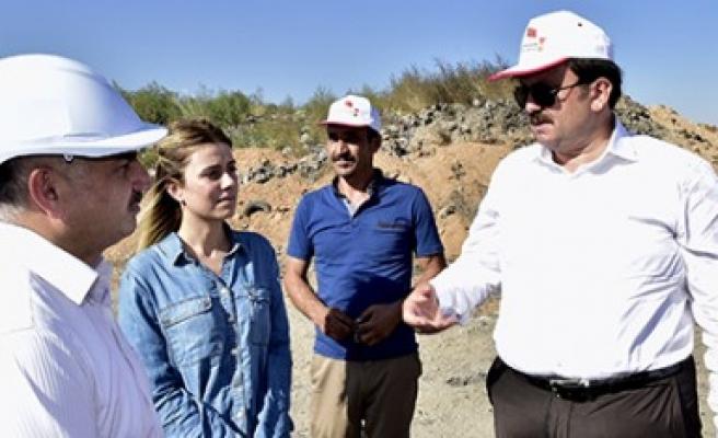 Başkan Erkoç; Beş İlçemizde de Çöp Problemini Çözüyoruz