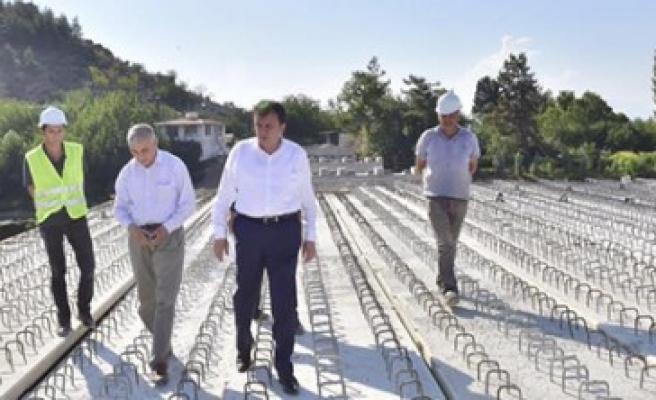 Başkan Erkoç; Bu Köprü Çok Önemli Bir Görev Üstlenmekte
