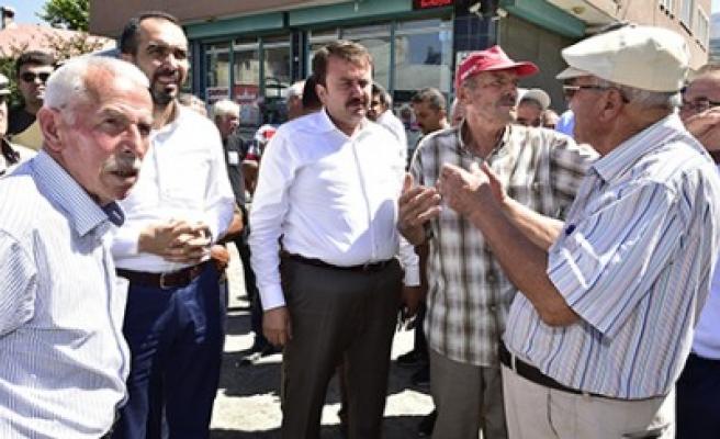 Başkan Erkoç; Büyükşehir Farkıyla Tüm Sorunlarımızı Çözeceğiz