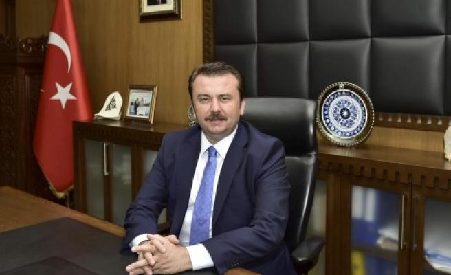 Başkan Erkoç: Cennet Annelerin Ayakları Altındadır